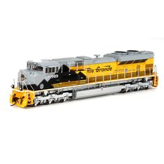 HO SD70ACe, UP/D and GRW Heritage #1989 (ATHG68550): Athearn Trains