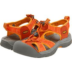 They may look ugly to some people, but, they are the most comfortable, rugged hiking/wading sandals you could buy!