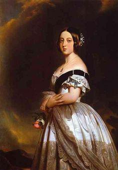 Queen Victoria: 1840