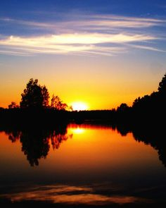 Midsummer dreams in Finland