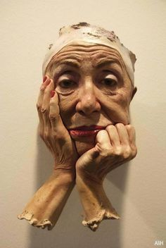 Compartiendo las Horas Libres: Marc Sijan Esculturas Super Realistas