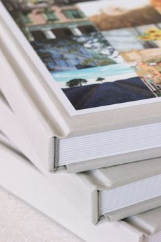 DOUBLE WHITE Photo Books and albums are the perfect way to create a substantial and elegant photo book or album with just a few pages. Printed and bound with the highest quality board pages, these are our most impressive photo books yet.