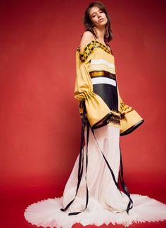 Parsons x Kering Empowering Imagination Finalist Han Wen Names John Galliano His Designer Icon