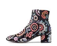 Matrioska ankle boot