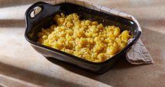 Tökéletes hagymás tört krumpli recept | Street Kitchen Macaroni And Cheese, Dinner Recipes, Vegetables, Ethnic Recipes, Food, Mac And Cheese, Vegetable Recipes, Eten, Veggie Food