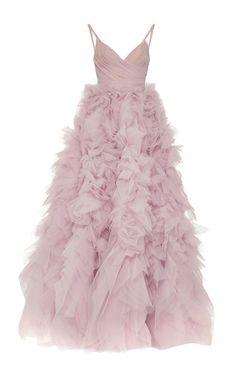 • Monique Lhuillier Gown •