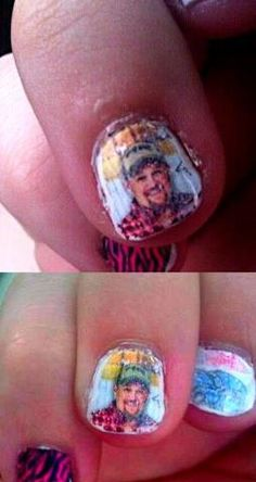 Larry The Cable Guy // Haha, no way! How'd this get done?!