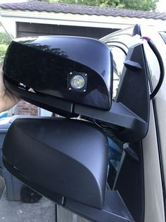 Here is my Ultimate side mirror project. Jeep Wrangler Accessories, Truck Accessories, Toyota Tacoma 2010, Toyota Tundra Lifted, Lifted Ford, Toyota 4runner, Dodge Mega Cab, Toyota Tundra Accessories, Jeep Wk
