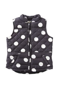 puffy vest | cotton on