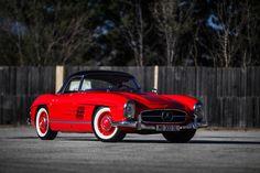 1957 Mercedes-Benz 300SL Roadster  198.042.7500568