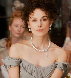 Keira Knightley - 2012 - Anna Karenina - Style: Late-19th-century Russia high-society - Costume design by Jacqueline Durran