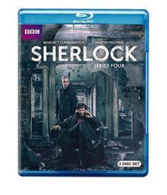 Sherlock: Series Four Blu-Ray ~ $30 ~ Sherlock Gifts! http://amzn.to/2j9VznW