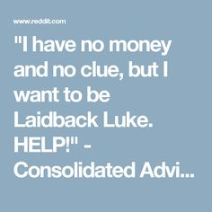 """I have no money and no clue, but I want to be Laidback Luke. HELP!"" - Consolidated Advice Thread : DJs"