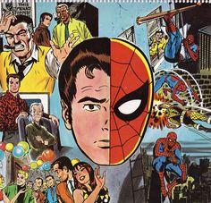 Marvel Masterworks, Japanese Folklore, Classic Comics, Spider Verse, Amazing Spiderman, Comic Page, Geek Culture, Pop Culture, Comic Books Art