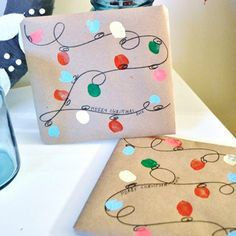 Christmas gift wrapping ideas - goodtoknow