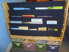 Diy sling shelf