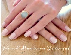 Your Own French Manicure 33
