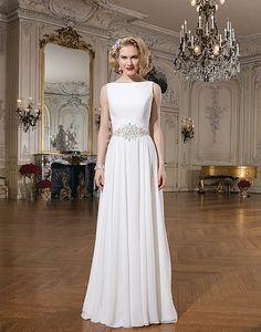 Elegant Wedding Dress Style
