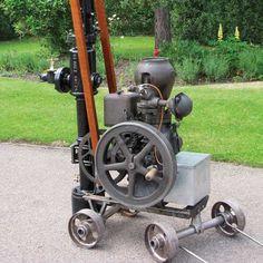 Getting Fired Up: Completing the 1-1/4 HP Baker Monitor VJ Restoration - Restoration - Gas Engine Magazine