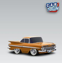Chevrolet Impala 1959 - Lowrider by Arnold