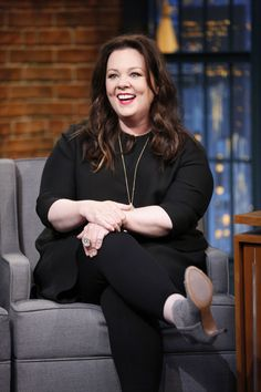 Melissa McCarthy Has Officially Done the Easiest Thing Ever to Lose Weight  - Redbook.com