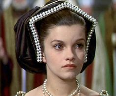 Genevieve Bujold, Anne of the Thousand Days. Richard Burton as Henry Vlll.