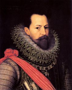 Don Alexander Farnese, Duke of Parma, commander of the Spanish army