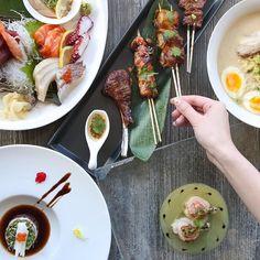 Keep calm and sushi on!  #hangrydiarysavory @Daifuku 2040 S Brea Canyon Ste 130 Diamond Bar CA 91765 Kushiyaki / skewers Seared salmon scallop Tartare Tonkatsu Ramen Chef's Choice Sashimi Entree: 4-7128919   find us on Snapchat: hangrydiary Tag your friends