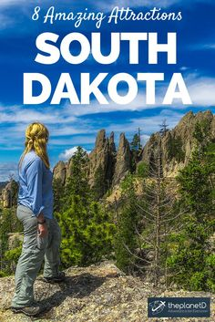 Travel Tips for some of the best experiences to have in South Dakota, from Crazy Horse to the Badlands | 8 Amazing South Dakota Attractions | The Planet D Adventure Travel Blog