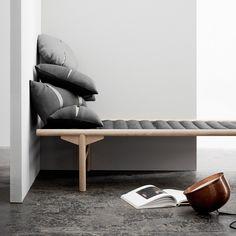 Daybed skandinavisch  Blank Daybed Sofa for MUNITO | Diy möbel, Einrichten und Wohnen ...