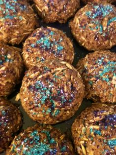 "More Homemade Horse Treats: ""Princess Pixie's Sparkly Flax Snax""  From Princess Pixie The Wonder Pony"