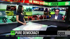 Jimmy Dore, Direct Democracy & Michael Allman / The World According to J...
