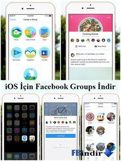 iOS İçin Facebook Groups İndir https://goo.gl/VjGucq