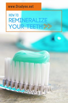 Worried about acid erosion or tooth decay?  Remineralizing your teeth is a fantastic way to fight that, especially if you're using whitening products.  Click through to see our two top picks for remineralization gels and learn how they can help strengthen your enamel.