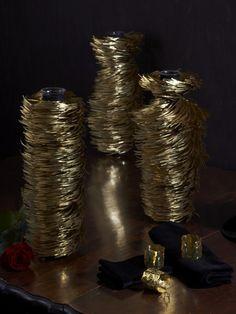gilles miller | brass sculptures