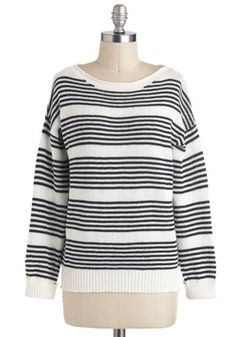 Catamaran Cruise Sweater, #ModCloth