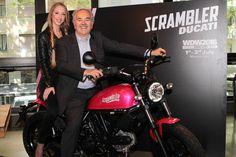 """Ducati vừa ra mắt chiếc Scramber Sixty2 khiến fan nữ """"phát cuồng"""""""