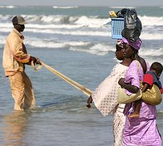 Fishing in The Gambia