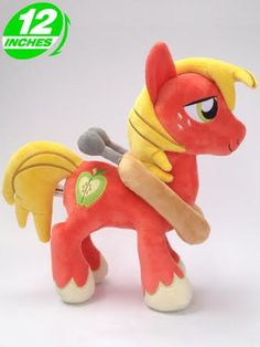 My Little Pony Big Macintosh Knockoff plush