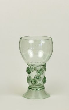 **ROEMER TYPE WINE AND BEER GLASS FROM THE 16TH CENTURY TO PRESENT | Ancient Glass Blog of The Allaire Collection