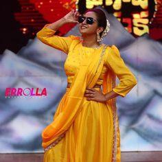 Latest Pics, Anchors, Telugu, Sari, Pictures, Fashion, Saree, Photos, Moda