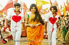 "Yash Raj Film Banner Movie ""Gunday"" released on new year 14 February, 2014 on Valentine Day. See the first preview of the movie. Watch out HD trailer of this movie."