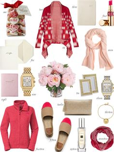 Valentine's Day Gift Guide: Nordstrom, JCrew, ToryBurch, BCBGMaxazria, YSL, Williams-Sonoma