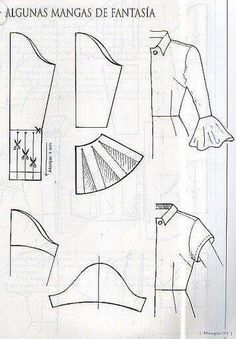 All Things Sewing and Pattern Making Sewing Tutorials, Sewing Crafts, Sewing Projects, Pattern Cutting, Pattern Making, Diy Clothing, Sewing Clothes, Bags Sewing, Dress Sewing Patterns