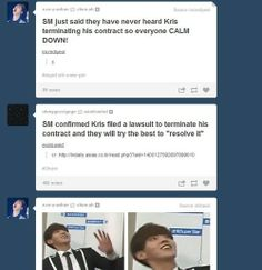 Hahaha Kris~~~