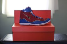 promo vans - Custom Nike Inflict Wrestling Shoes (Size 9.5) | Chaussures Pour ...