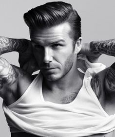 And Now, Watch David Beckham Run In His Underwear (You're Welcome)
