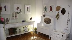 Personalize a decoração de casa com artesanato. Veja ambientes decorados por artesãos com material reciclado.