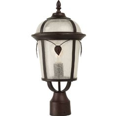 Royce Lighting RLP5170/1-21 Outdoor Post, Grecian Bronze by Royce Lighting. $70.27. With our extensive collections of exterior decorative lighting, Royce Lighting sets the fashion standard for exclusive, decorative designs for the home that that is both inviting and comfortable. This Outdoor Post lantern features a Grecian Bronze finish and Clear Seeded glass. Can be used with the Royce Universal Post.