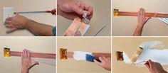 Eletrofitas – saiba como esconder fios e criar tomadas sem quebrar a parede!